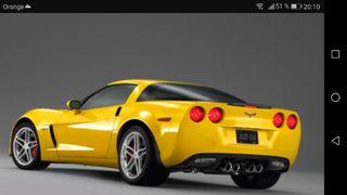 aletas corvette c6