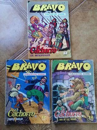 EL CACHORRO (Comics Editorial Bruguera 1976)