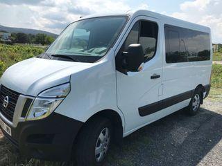 Nissan NV400 9 P, 2016, 9890km