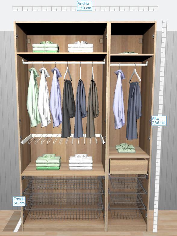 Armario Pax Ikea Segunda Mano Ideia Interessante De Design De