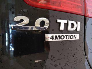 Volkswagen tiguan 4Motion 2015