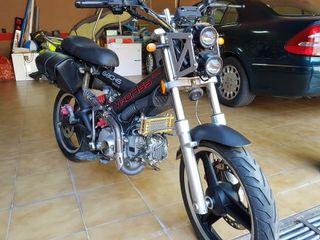 Moto Sachs 125cc Custom