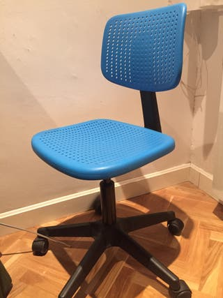 Silla escritorio ruedas