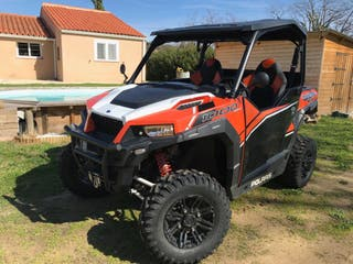 Buggy Polaris General 1000 cc.