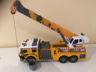 Camion Grua juguete