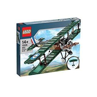 Lego avión Sopwith Camel