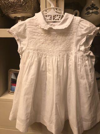 Vestido niña Gocco 12 meses