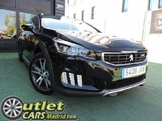 Peugeot 508 RXH 2.0 BlueHDi Autom 133 kW (180 CV)