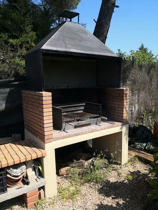 CAMPANA BARBACOA BBQ