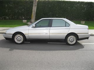 Alfa romeo 164 SUPER 2.5 TURBODIESEL 1997