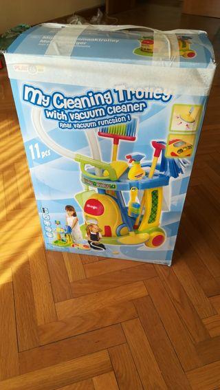 Set de limpieza para niños