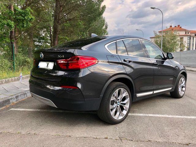 Bmw X4 XDrive 35D 2018