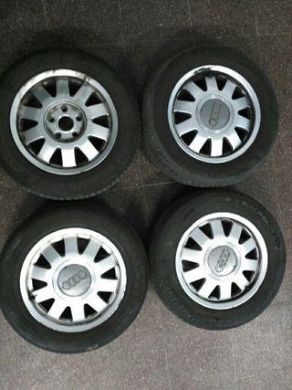 Llantas aluminio Audi