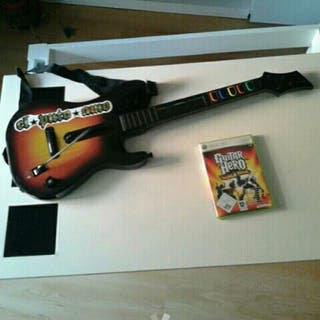 Guitarra xbox 360 Guitar Hero world tour