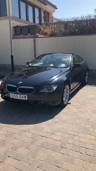 Bmw Serie 630i coupe 2006