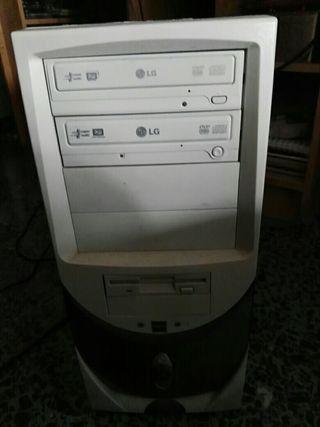 ordenador sólo ó x 80 todo. Sin gastos de envio.