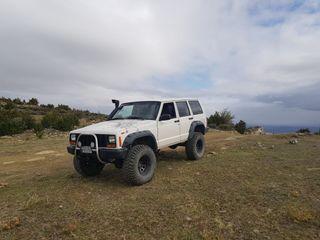 jeep cherokee preparado