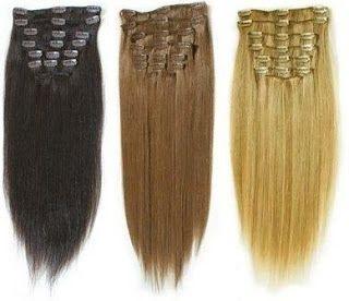 extensiones cabello 100@% humano remy
