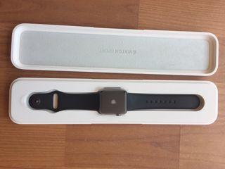 Reloj apple watch 38 mm sport. Serie 1.