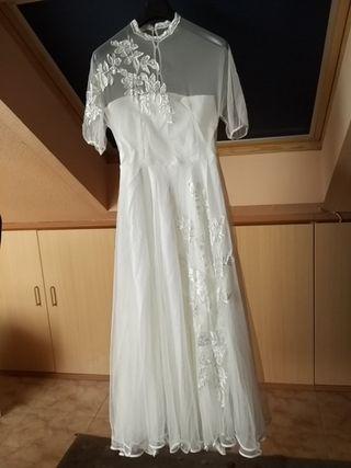vestido de novia de segunda mano en logroño en wallapop