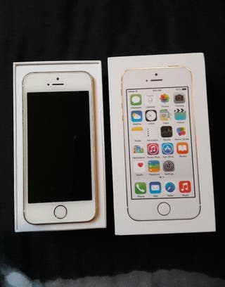 iPhone 5 S Gold