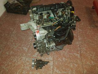 despiece motor 2.0 hdi 90cv RHY siemens