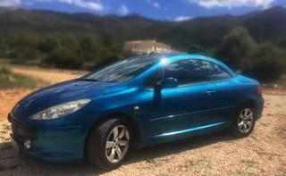 Peugeot 307 CC estado perfecto