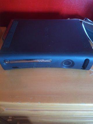 Consola xbox 360 élite.