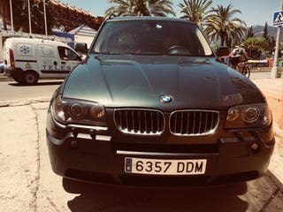 BMW S3,x-3,3.0,205cv bmw serie 3 x-3 2004.