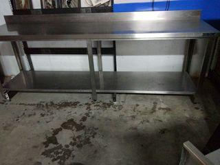 mesa de trabajo de 250