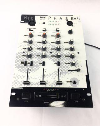 Mesa de mezclas Stage line IMG Phase 4 mixer