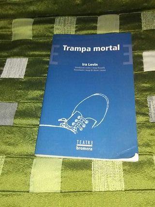 libro trampa mortal