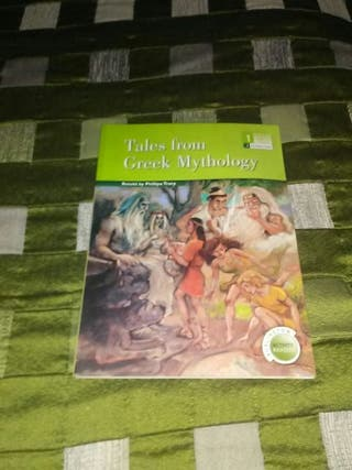 libro tales from greek mythology