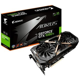 Gigabyte Aorus Geforce GTX 1080 Ti 11GB DDR5X