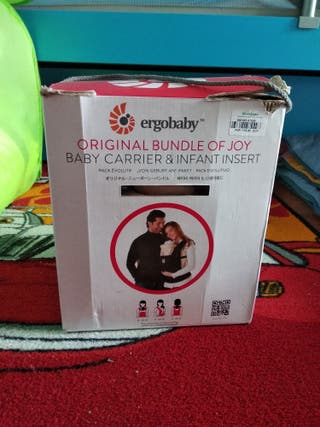 porta bebé ergobaby