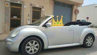 Volkswagen Beetle cabrio 2003 1.600 gasolina