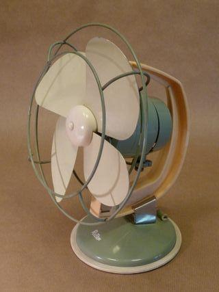 Ventilador vintage marca Ruton (Askar)