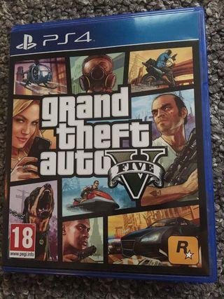 4 Juegos PS4