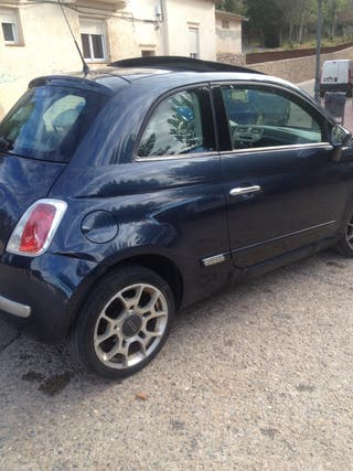 Fiat 500 2008 oportunidad!!!!!