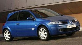 Renault Megane 2004 dynamique