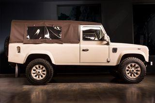 Land Rover Defender 110 2.5 TD5 SOFT TOP