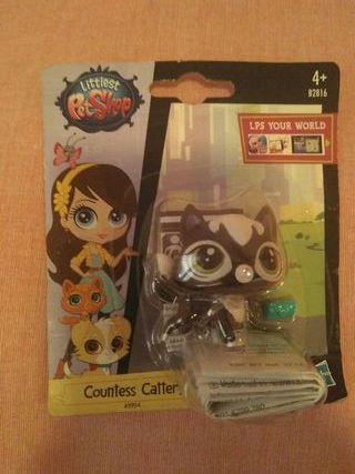 littlest Pet Shop-countess cattery figura 3954