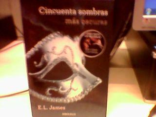 Cincuenta sombras más oscuras (novela)