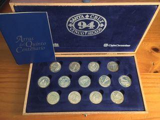 Monedas Arras del Quinto C.
