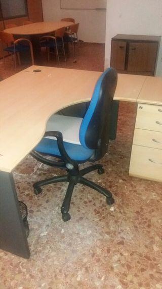 Mobiliario moderno OFICINA
