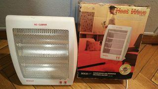 calefactor eléctrico perfecto estado