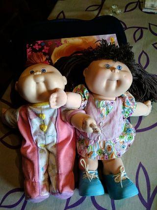 Muñeca y muñeco