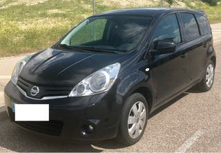 Nissan Note 1.5 dci 90 cv de sep 2013