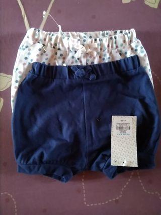 pantalones recien nacido