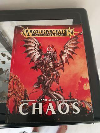 Warhammer grand alliance Chaos